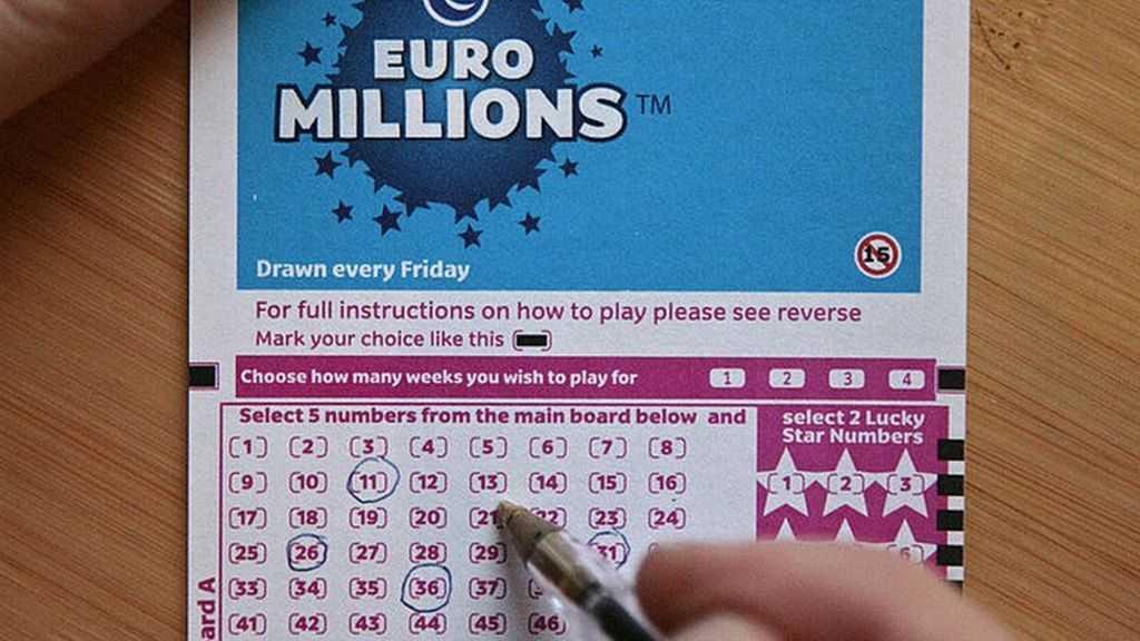 Østerrikske lotteri euromillioner