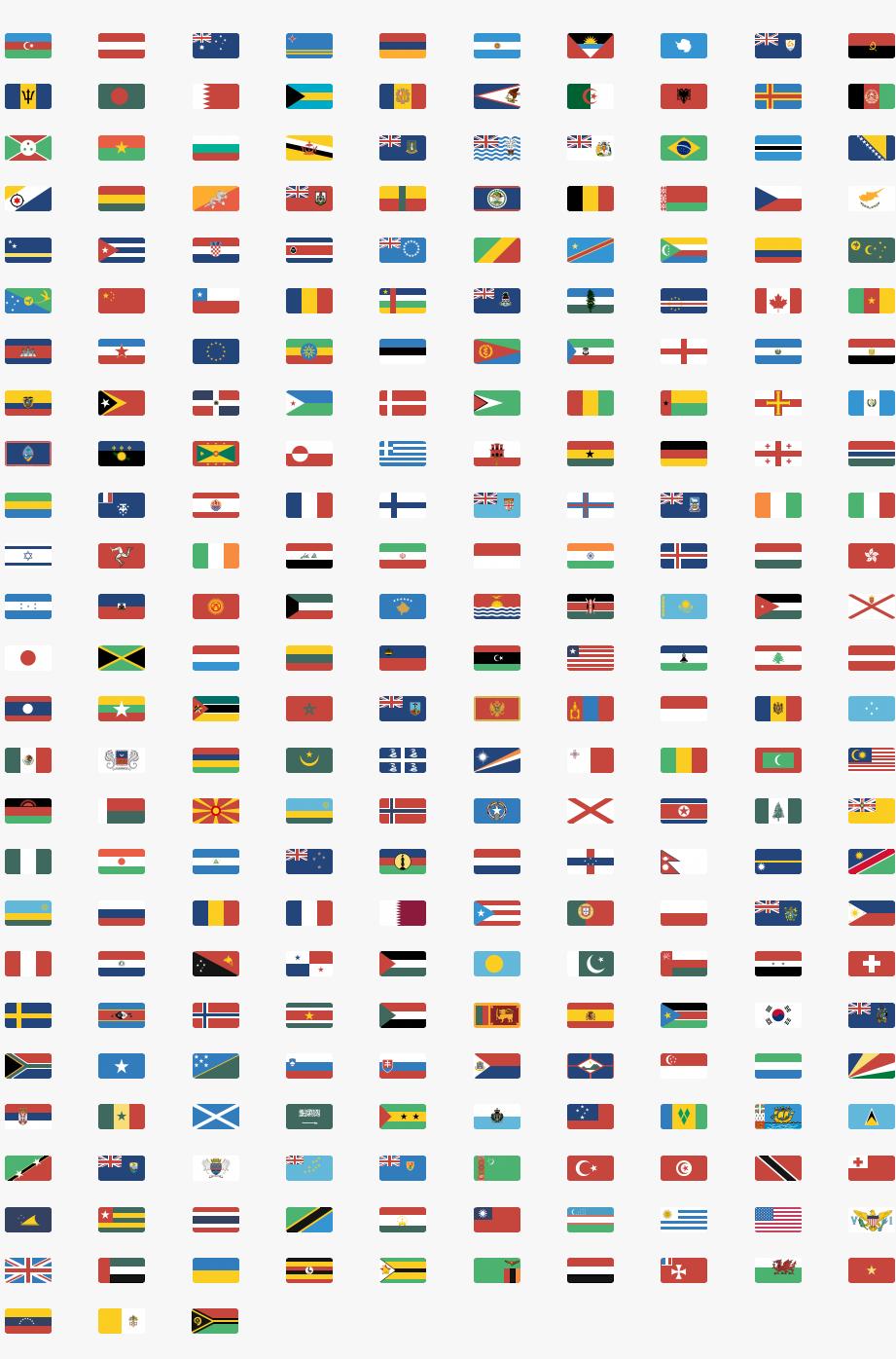 Игра флаги мира