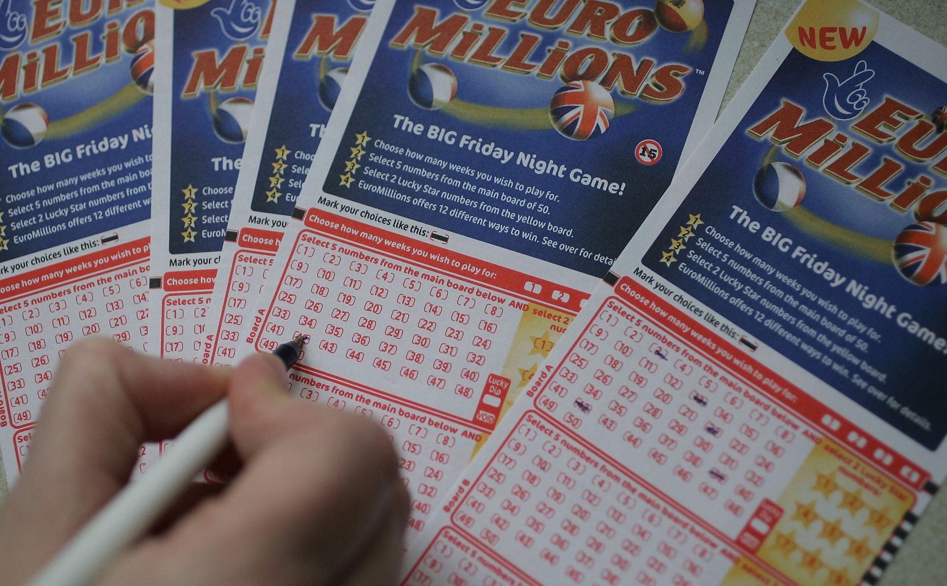 Europeiske lotterier: euromillion, euro, viking lotto