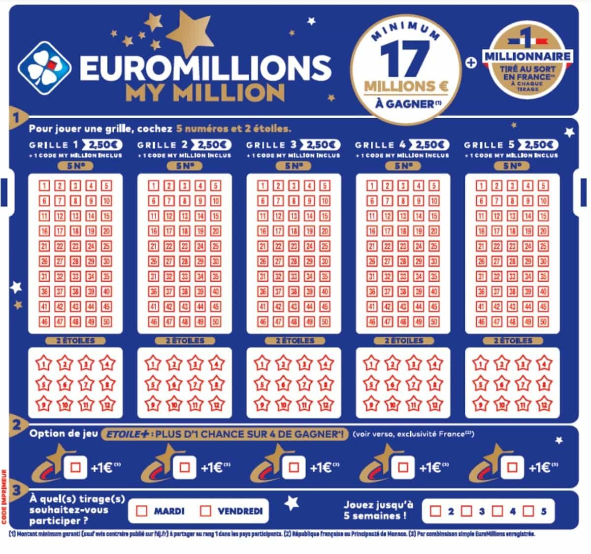 Джекпот | eurojackpot