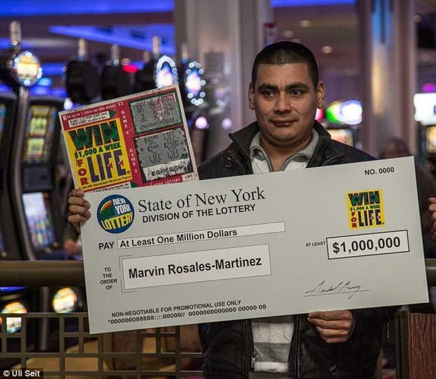 Лото миллион - фальшивая лотерея для потери денег