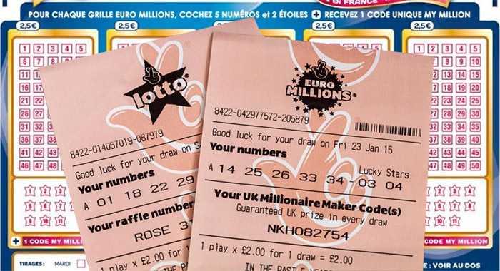 Europeiske lotterier - hvordan kjøpe en billett til en russisk spiller