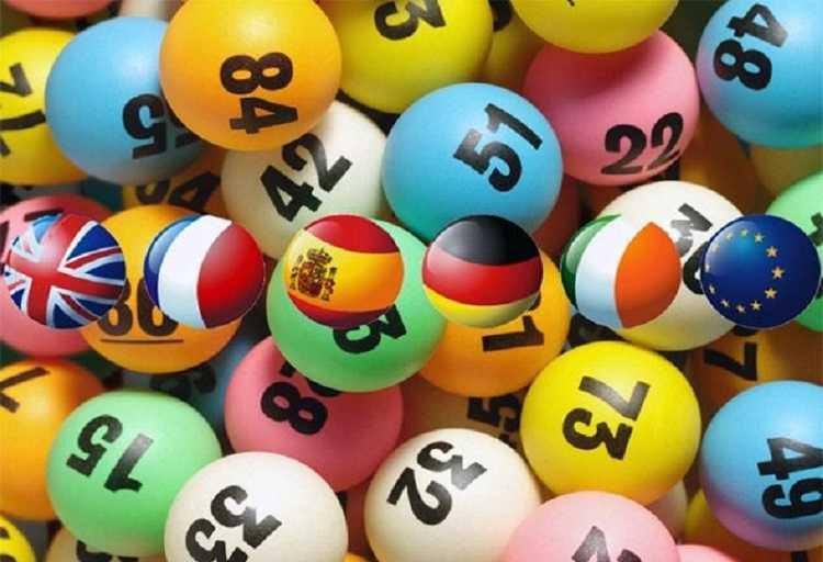 Beste europeiske lotterier - Komplett liste