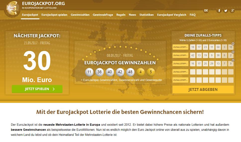 Главная | eurojackpot