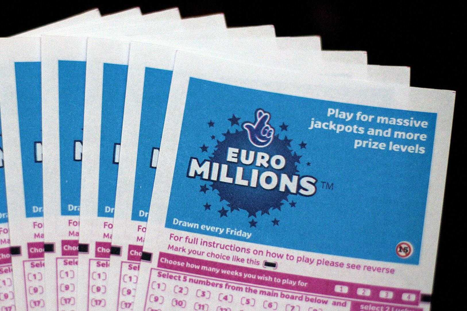 EuroMillions lotteri - hvordan spille fra Russland: forskrift, kjøpe en billett og motta en premie