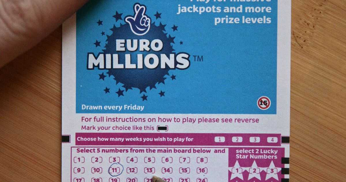 Онлайн | eurojackpot